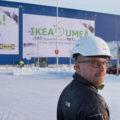 VS-projektering av IKEA i Umeå